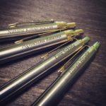 Grawerowanie laserowe na produktach firmy Parker