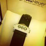 Grawer na zapince zegarka marki TAGHeuer
